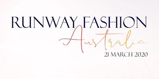 Runway Fashion Australia - INCORRECT LINK - please go to www.runwayfashion.com.au