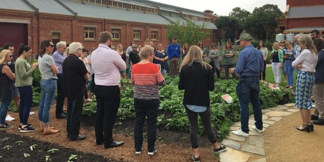 Kitchen Garden Educator Professional Development Workshop - 23 October 2020 tickets