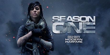 Call of Duty Modern Warfare Night Strike tickets