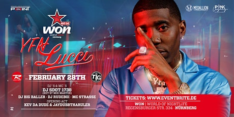 YFN LUCCI Live In Concert Tickets