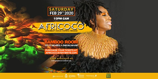 Black History with Africoco @Bamboo Room