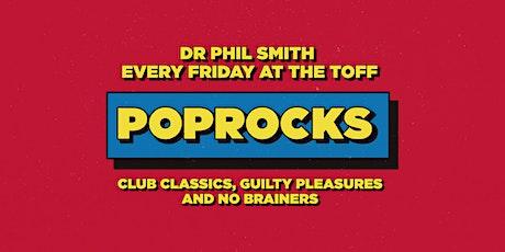 POP ROCKS tickets