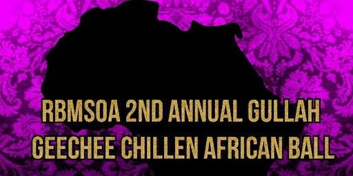 RBMSOA 2nd Annual Gullah Geechee Chillen African Ball