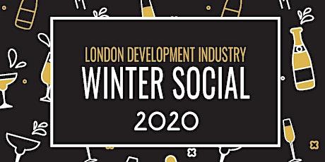 London Development Industry Winter Social tickets