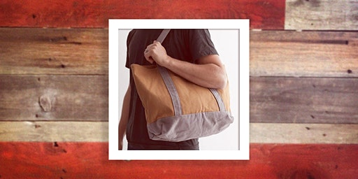Intro to Sewing: Canvas Tote Bags