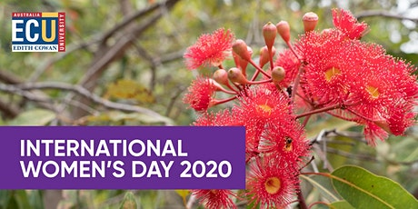 2020 Edith Cowan Memorial Lecture: Celebrating International Women's Day tickets