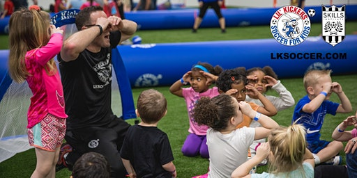 FREE BCB Playdate with Lil' Kickers Vernon Hills! (Vernon Hills, IL)