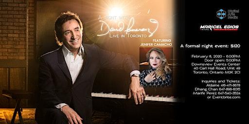 A Night with David Pomeranz featuring Jenifer Camacho | Live in Toronto