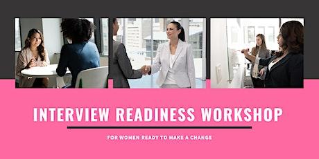 Women's Interview Readiness Workshop tickets