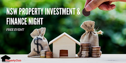 NSW | Property Investment & Finance Night | Charlestown