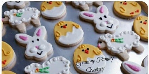 Easter Cookie Decorating Class Weirton