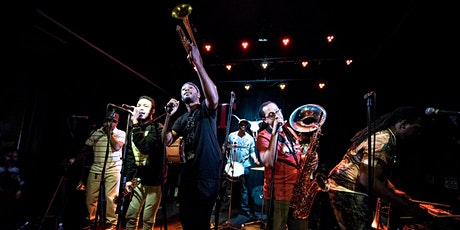 Rebirth Brass Band  at Anchor Rock Club tickets