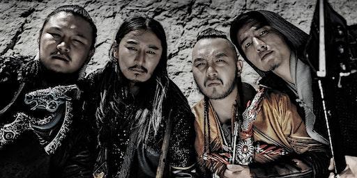 THE HU - THE GEREG TOUR with KING NUN