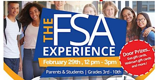The FSA Experience