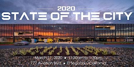 2020 El Segundo State of the City Luncheon tickets