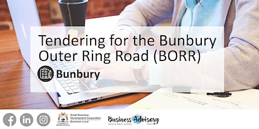 Tendering for the Bunbury Outer Ring Road (BORR)