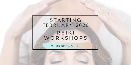 Weekend REIKI Workshops