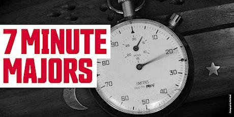 7 Minute Majors (Mar 9) tickets