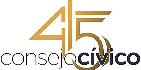 Consejo Cívico  45  Asamblea Anual entradas