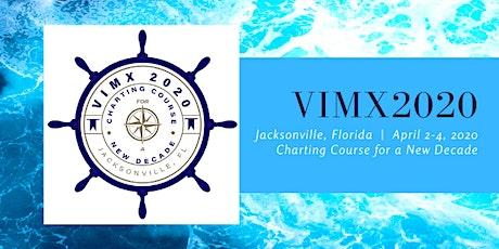 VIMX 2020 tickets