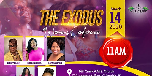 The Exodus Women's Conference