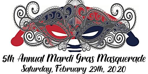 Mardi Gras Masquerade- Denver Harlequins RFC
