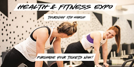La Trobe Sport: Health and Fitness Expo tickets