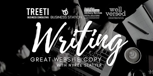 Writing Great Website Copy with Nyree Slatter [Darwin]
