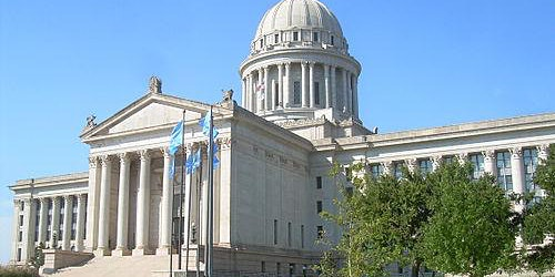 TAPS Togethers:  Oklahoma State Capitol (OK)