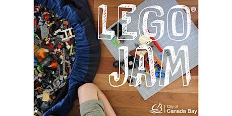 Lego Jam 2020 tickets