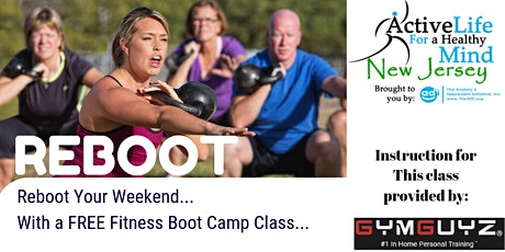 FREE Boot Camp Class at the Clifton Library (Allwood Branch) - 5/16/20 tickets