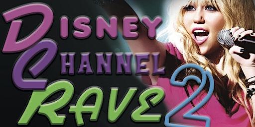Disney Channel Rave 2: Nonstop Dance Party