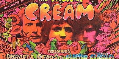The Music of Cream - POSTPONED