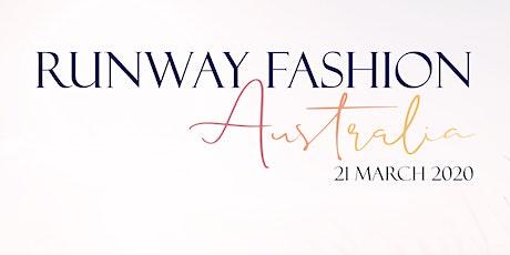 Runway Fashion Australia tickets