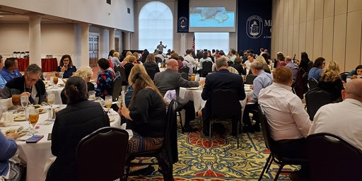 Clinton Chamber Spring 2020 Quarterly Luncheon