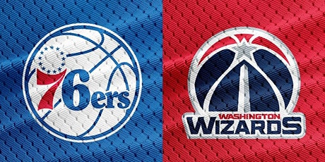 Philadelphia 76ers vs Washington Wizards tickets