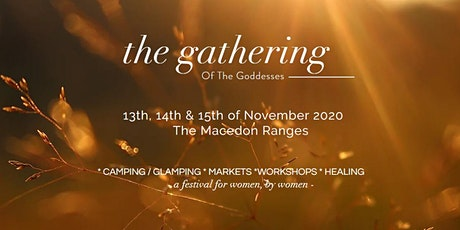 The Gathering of the Goddesses 2020 tickets