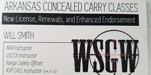 Arkansas enhanced concealed carry class 17-1317