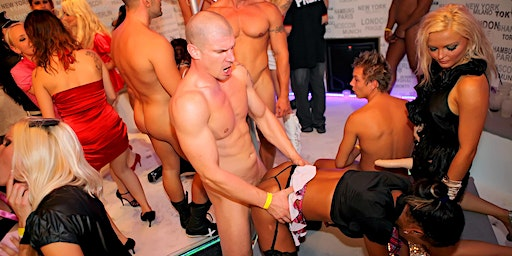 UNRESTRAINED ORGY SEX PARTY