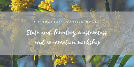 Australia's Nation Brand Co-creation workshop - SA tickets
