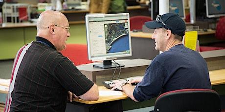 Coffee, Cake & Computers - Google Earth @ Launceston Library tickets