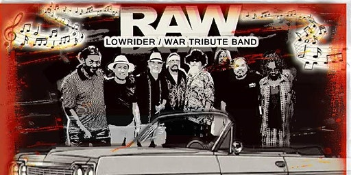 RAW(War/Lowrider Trib), Heavy Weather, 4Play and Nightwolf at Fulton 55