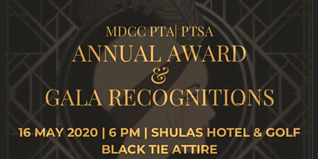 MDCC PTA/PTSA Award And Gala Recognitions  tickets