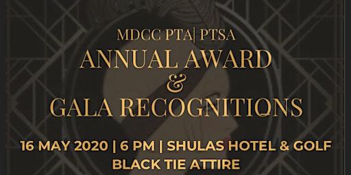 MDCC PTA/PTSA Award And Gala Recognitions