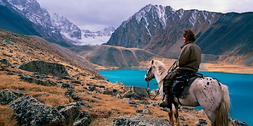 In the steppes of Mongolia with Adventurer Tim Cope: Free Brisbane Event