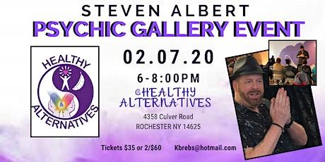 Steven Albert: Psychic Gallery Event - Healthy Alt 2/7 tickets