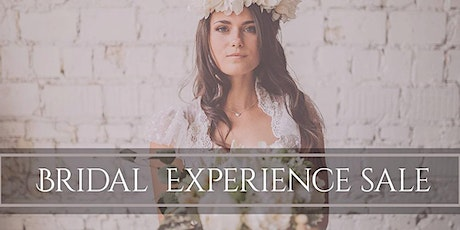 Bridal Experience Sale tickets