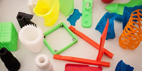 Learning Library: 3D Printing Intermediate Workshop (Ages 16+) - CANCELLED tickets