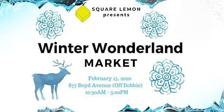Winter Wonderland Craft Market tickets