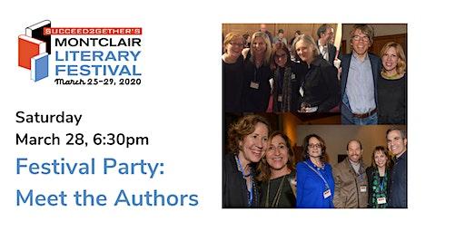 Festival Party - Meet the Authors
